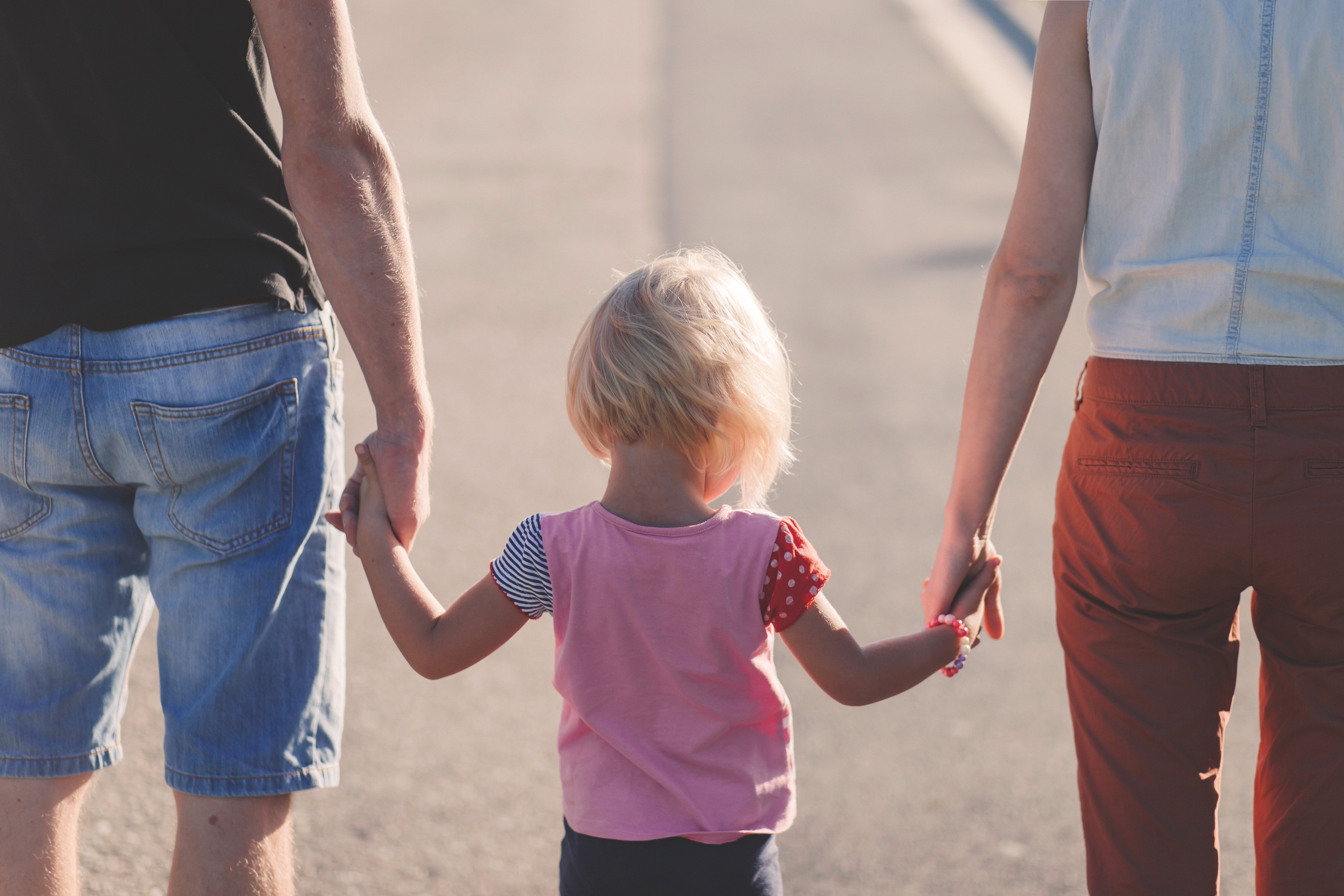 Kind en scheiden