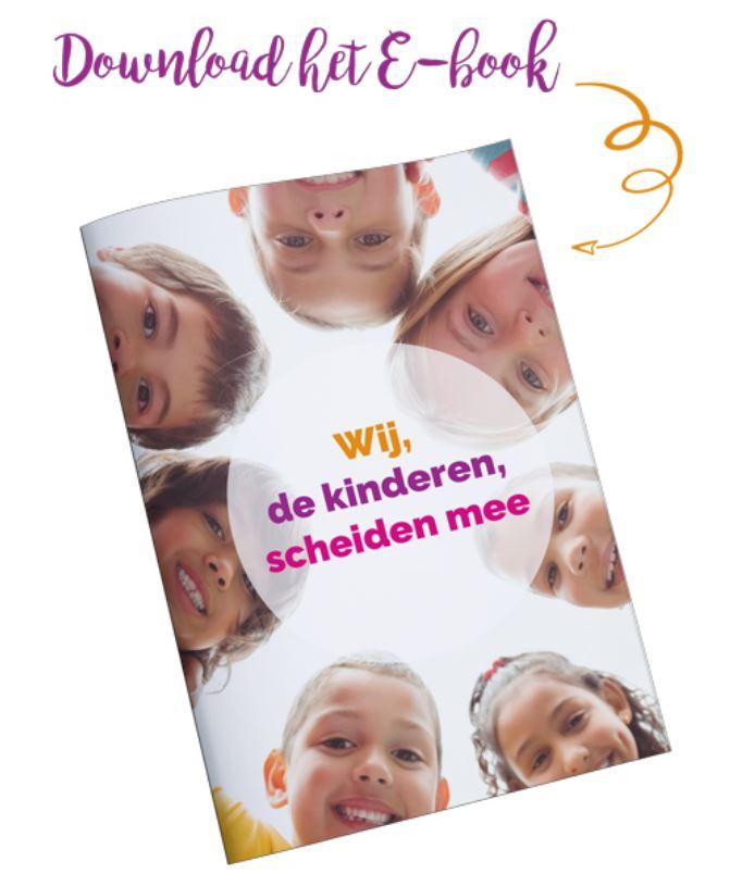 e-book wij de kinderen scheiden mee