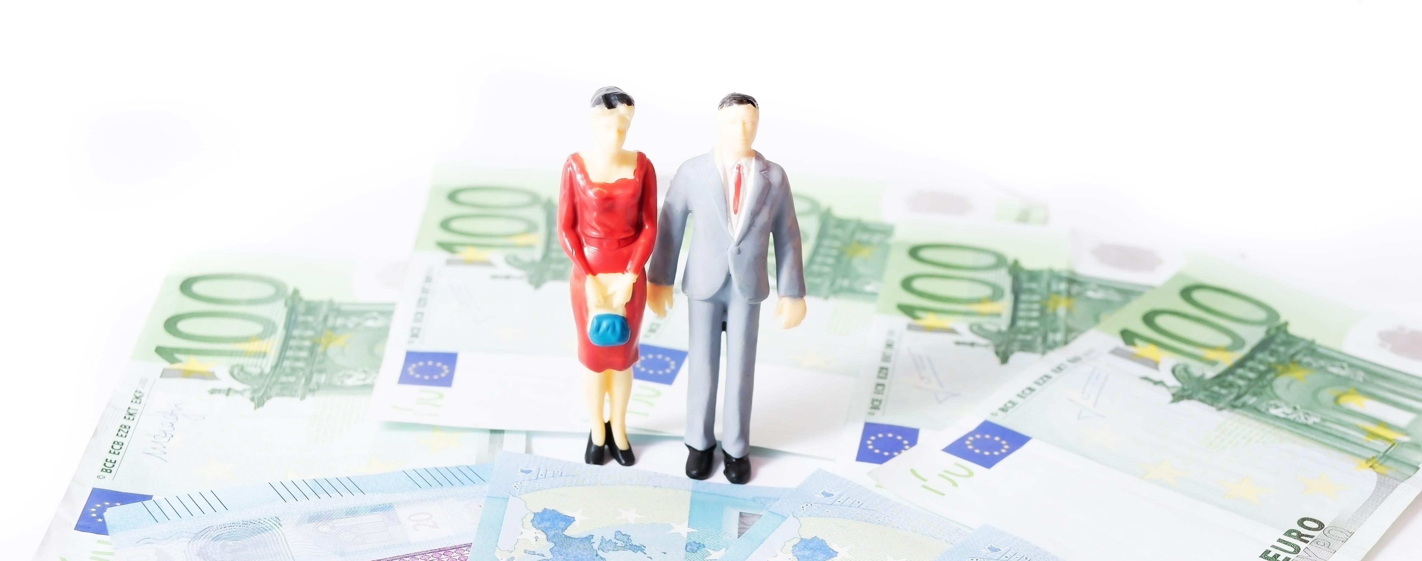 Pensioen bij scheiden